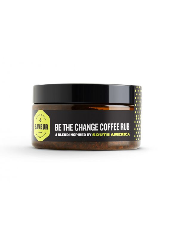Be The Change Coffee Rub