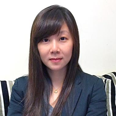 Sandy Lin, Director of Asia Operations